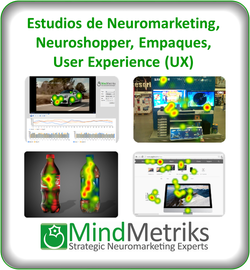 Cotizador de Neuromarketing y Neuroshopper MindMetriks